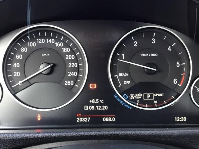 Inside Serie 3 F30 Diesel  Blanco