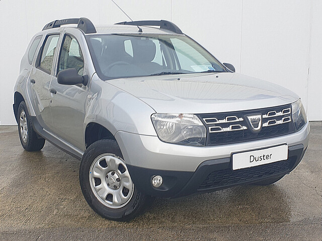 Duster  Silver