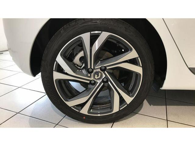 CLIO RS Line TEINTE CAISSE BLANC