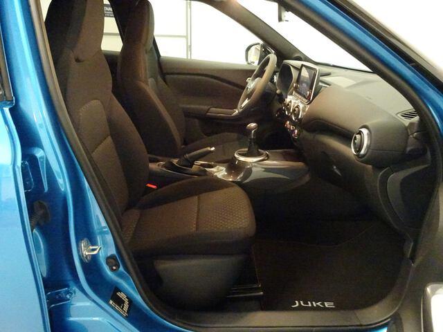 Inside Juke  Azul Vivid