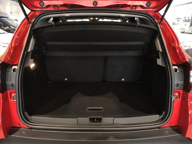 Inside Captur Diesel  Rojo Deseo/Techo Neg