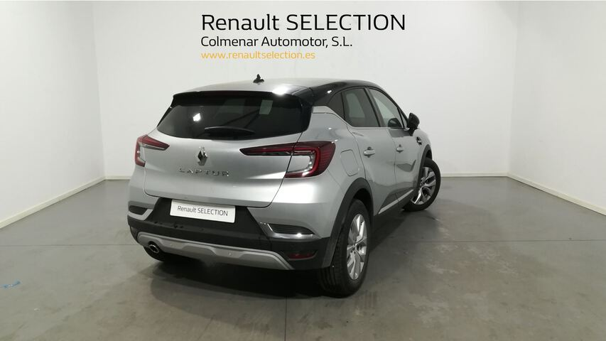 Outside Captur  GRIS HIGHLAND TECHO