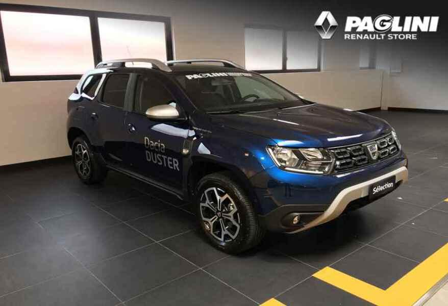 Esterni Duster II 2018 Benzina Metallizzata Blu