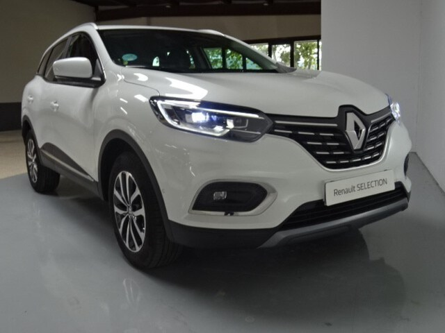 Outside Kadjar Diesel  Blanco Nacarado