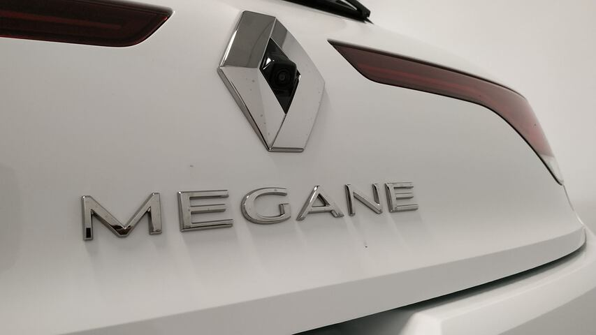 Outside Mégane  Blanco