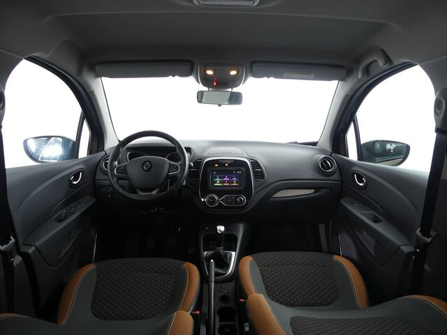 Inside Captur  Marron Capuccino/Tec