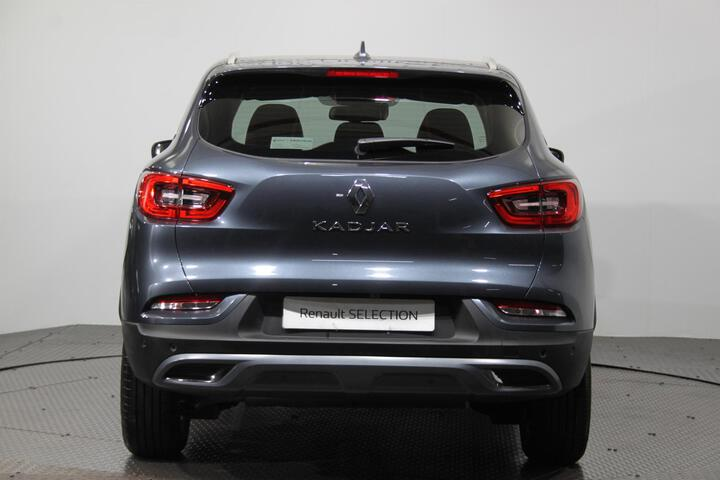 Outside Kadjar  Gris Titanium
