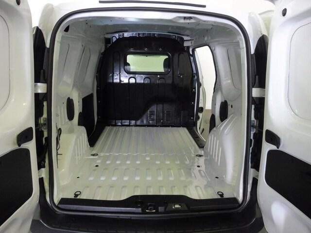 Inside Dokker Van Diesel  BLANCO