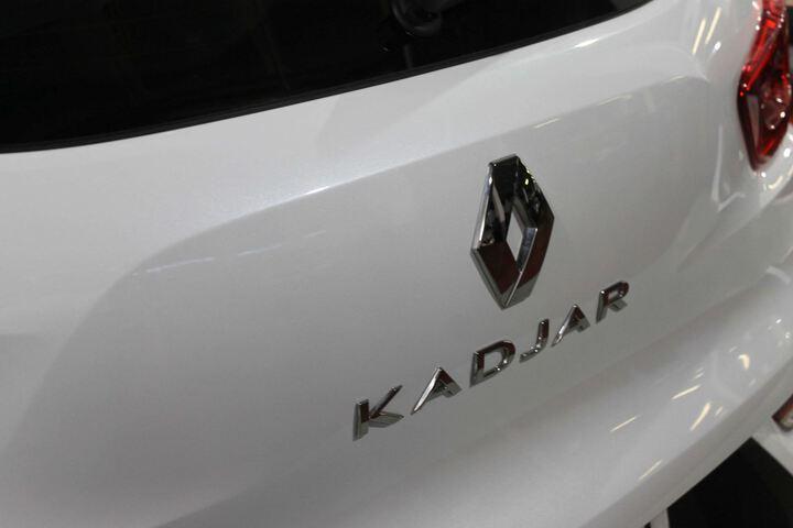 Outside Kadjar  BLANCO