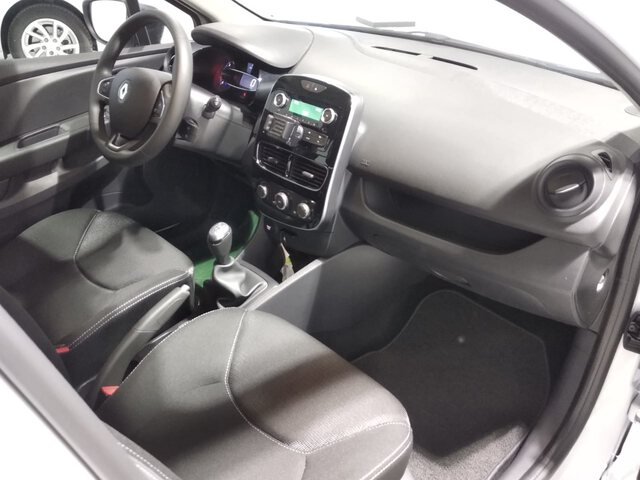 Inside Clio Diesel  Blanco Marfil