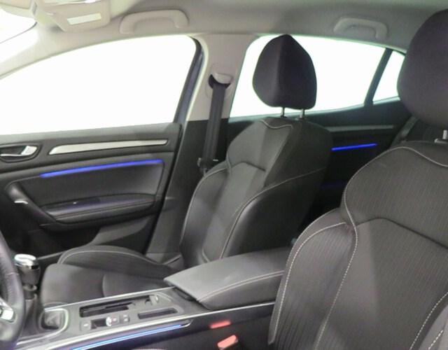 Inside Mégane Diesel  Azul Berlín