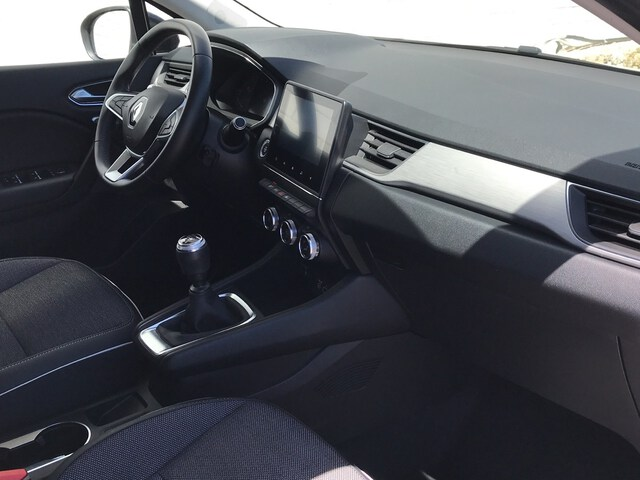 Inside Captur Diesel  Gris Casiopea con te