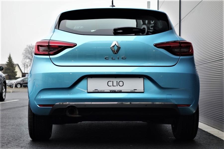 Außenausstattung CLIO Aquamarin-Blau       blau
