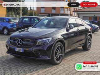 MERCEDES GLC Coupe   C253 02264469_VO38023576