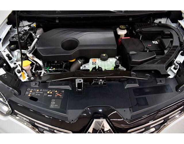 Inside Kadjar Diesel  Negro