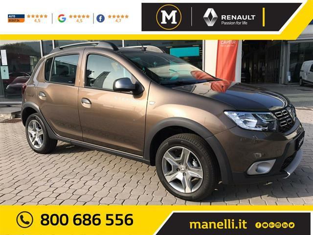 Sandero  Stepway Metallizzata Marrone