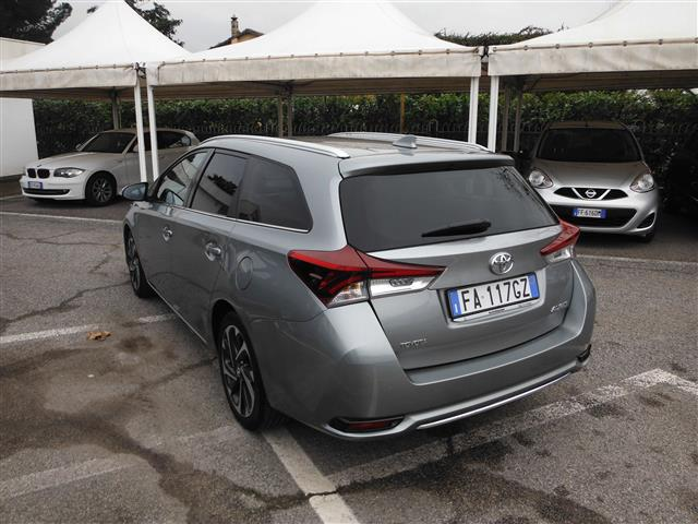 TOYOTA Auris II 2015 Touring Sports 02259733_VO38043366