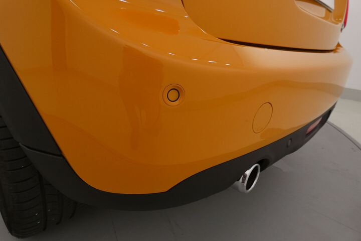 Inside  F55  Volcanic orange
