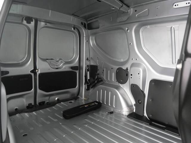 Inside Express Furgón Diesel  Gris Highland