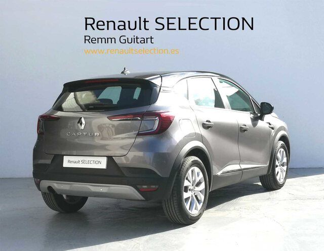 Outside Captur Diesel  Gris Casiopea con te
