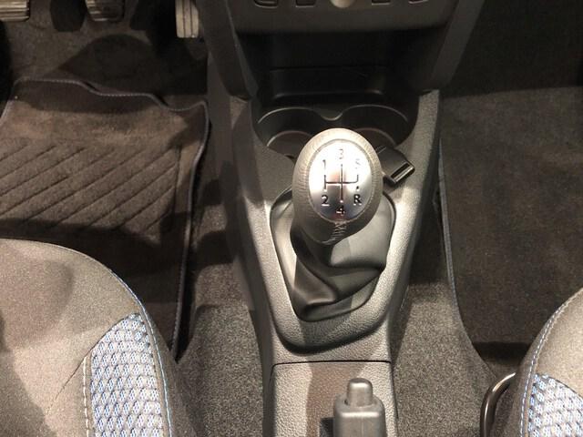 Inside Sandero Diesel  Blanco