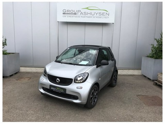 ForTwo  grijs