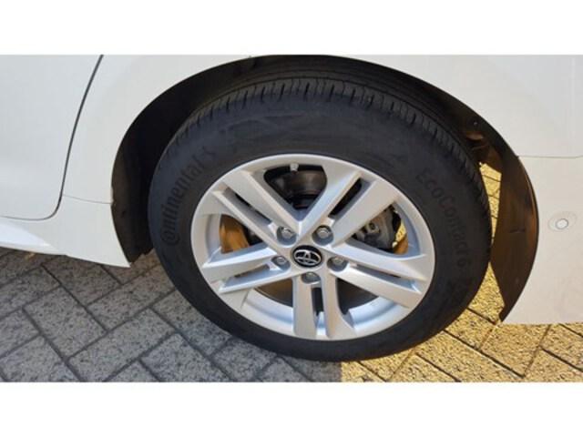 Exterieur Corolla  wit
