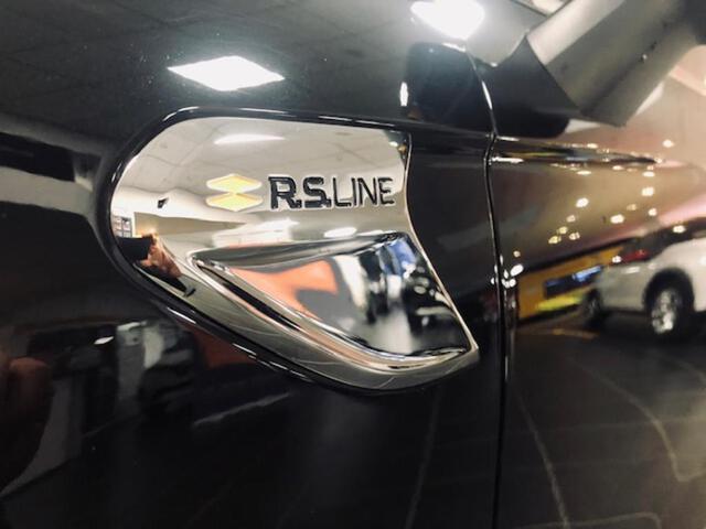 CLIO RS Line NOIR