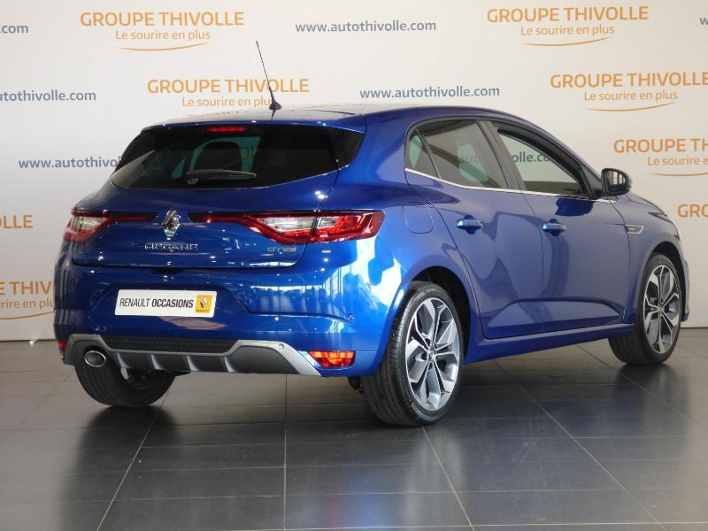 MÉGANE Intens BLEU IRON
