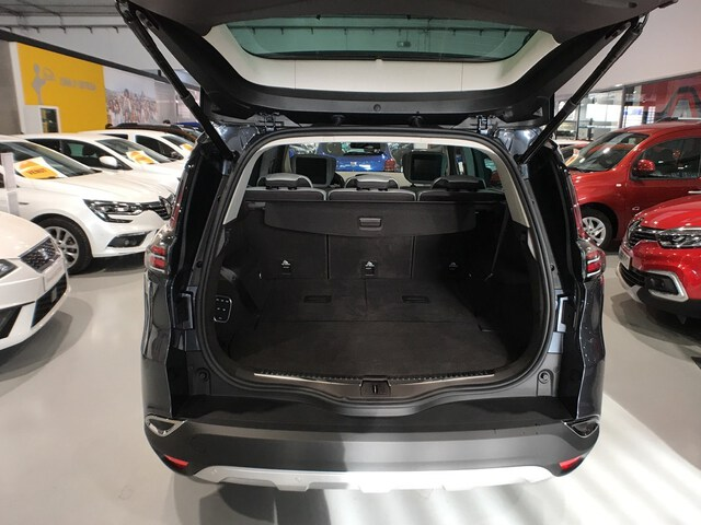 Inside Espace Diesel  Gris Titanium