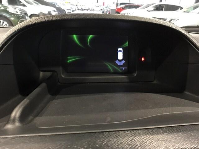 Inside Kangoo Combi Diesel  Marron