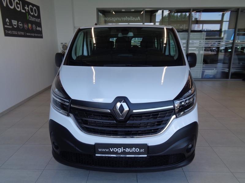 Außenausstattung Renault gletscher-weiß       weiss