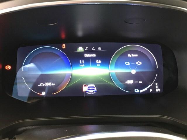 Inside Captur Híbrido Enchufable  Azul Rayo/Techo Negr