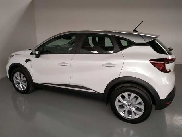Outside Captur  Blanco Nacarado con