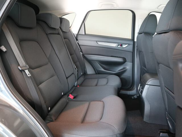 Inside CX-5 Diesel  GRIS