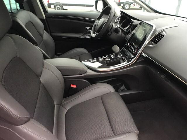 Inside Espace Diesel  Negro brillante