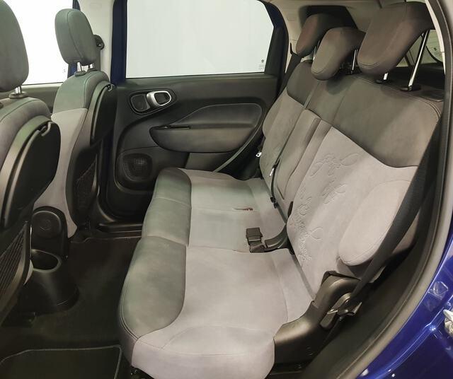 Inside 500L Diesel  Azul Venezia