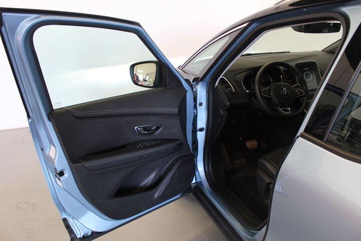 Inside Grand Scénic  Azul