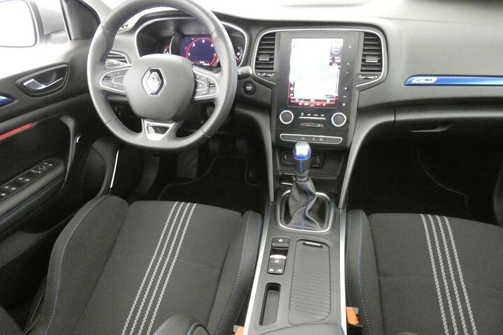 Inside Mégane Diesel  Blanco Nacarado