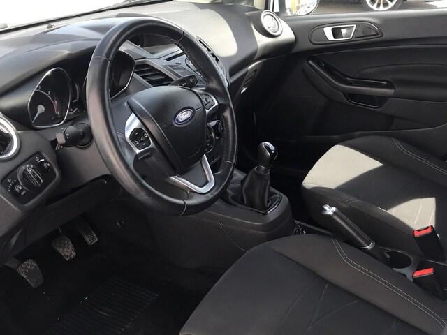 Inside Fiesta  Blanco