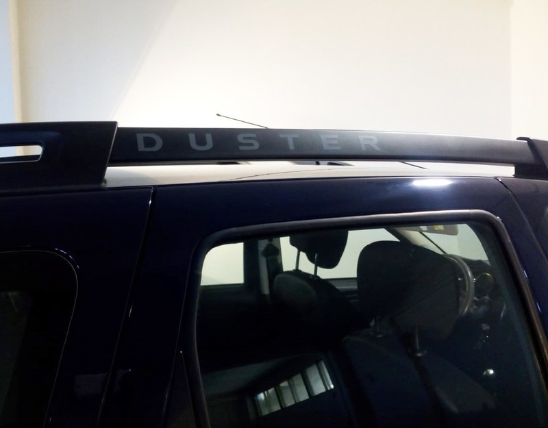 Outside Duster  Azul Marino