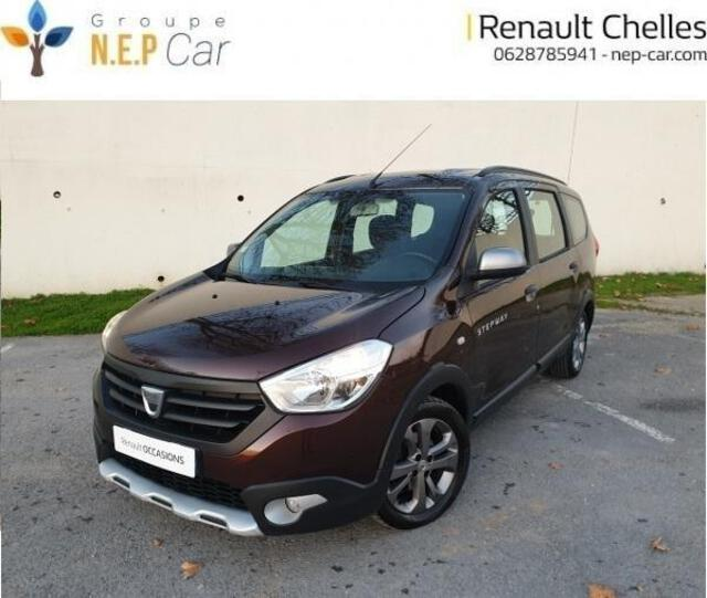 LODGY Stepway MARRON