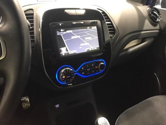Inside Captur  Azul Rayo con Techo