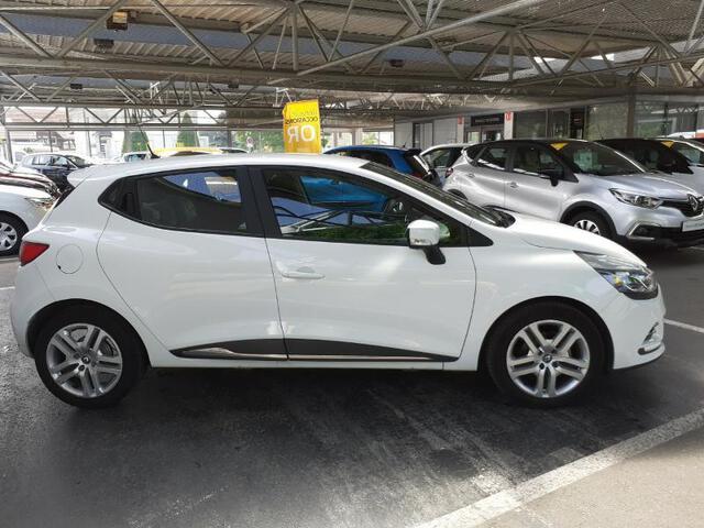CLIO Zen TEINTE CAISSE BLANC