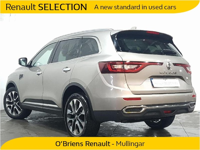 Exterior Koleos  Brown