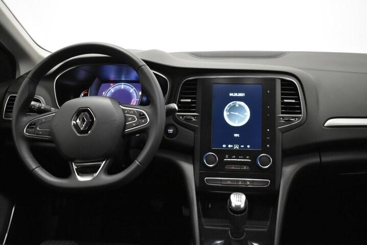 Inside Mégane Diesel  GRIS CLARO
