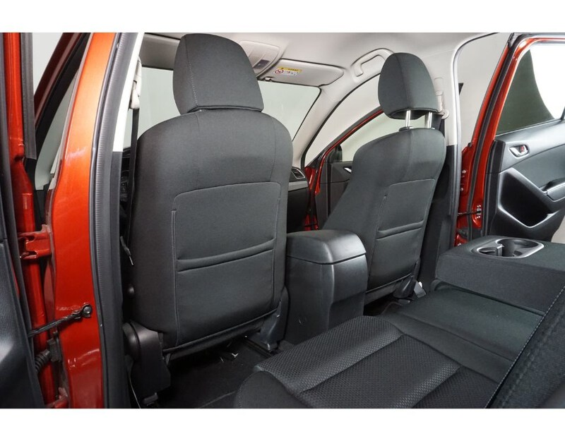 Inside CX-5 Diesel  SOUL