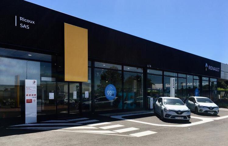 CLIO Business BLEU