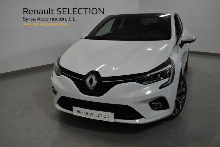 Clio Gasolina/Gas  Blanco