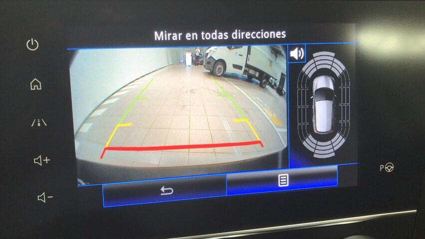 Inside Kadjar  Blanco Nacarado